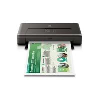 CANON PIXMA iP110 Portable WiFi Printer Inkjet Berwarna