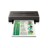 CANON PIXMA iP110 Portable WiFi Printer Inkjet Berwarna dengan Battery