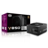 COOLER MASTER V850 850W 80 Plus Gold Full Modular ATX Power Supply / PSU RS850-AFBAG1-XX