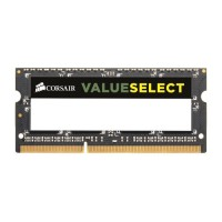 CORSAIR 8GB DDR3 1600 MHz (PC3-12800) Laptop Memory SODIMM RAM [CMSO8GX3M1A1600C11]