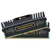 CORSAIR Vengeance Black 16GB (2x8GB) DDR3 1600 MHz PC3-12800 Desktop Memory RAM [CMZ16GX3M2A1600C9]