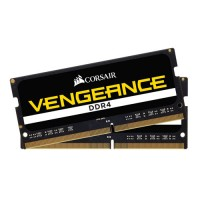 CORSAIR Vengeance 32GB (2x16GB) DDR4 PC4-19200 Laptop Memory [CMSX32GX4M2A2666C18]