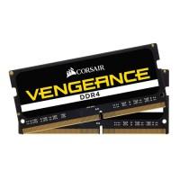 CORSAIR Vengeance 32GB (2x16GB) DDR4 2400 MHz (PC4-19200) Laptop Memory SODIMM RAM CMSX32GX4M2A2666C18