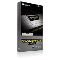 CORSAIR Vengeance LPX White 16GB (2x8GB) DDR4 3200 MHz (PC4-25600) Desktop Memory RAM [CMK16GX4M2B3200C16W]