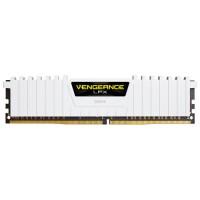CORSAIR Vengeance LPX White 16GB (2x8GB) DDR4 3000 MHz (PC4-24000) Desktop Memory RAM CMK16GX4M2B3000C15W