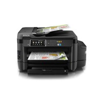 EPSON L1455 Wireless Duplex Printer A3 Inkjet Berwarna All-in-One / Multifungsi Ink Tank System / Infus Original
