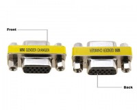 CONVERTER GENDER VGA Female to Female
