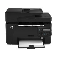 HP LaserJet Pro MFP M127fn Multifunction Printer [CZ181A]