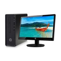 HP Slimline 290-p0036d Desktop PC Intel Core i7-8700 8GB DDR4 1TB Radeon 520 2GB Windows 10