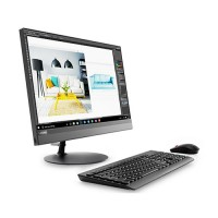 "LENOVO IdeaCentre 520-22IKU All-in-One PC Intel Core i3-6006U 4GB DDR4 1TB Harddisk Intel HD Graphics 520 WiFi 21.5"" LED Non Windows - Black"