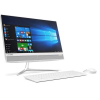 "LENOVO IdeaCentre 510-23ISH All-in-One PC Intel Core i5-7400T 4GB DDR4 1TB Harddisk GeForce GT 940MX 2GB WiFi 23"" LED Non Windows - White"
