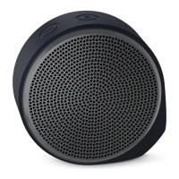 LOGITECH X100 Mobile Wireless Speaker [984-000356] - Black Grey Grill