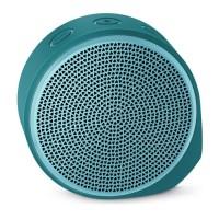 LOGITECH X100 Mobile Wireless Speaker [984-000376] - Cyan Green Grill