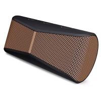 LOGITECH X300 Mobile Wireless Stereo Speaker [984-000397] - Black Brown Grill