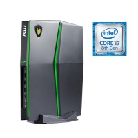 MSI Vortex W25 8SK Slim Workstation PC Intel Core i7-8700 16GB DDR4 1TB HDD 256GB SSD QUADRO P3200 6GB Windows 10 Home