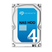 SEAGATE 4TB NAS +Rescue Desktop Hard Drive [ST4000VN003]