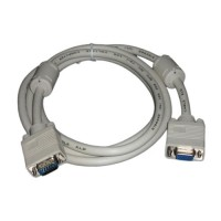 VGA Male to Female Extension Cable - 1.5m